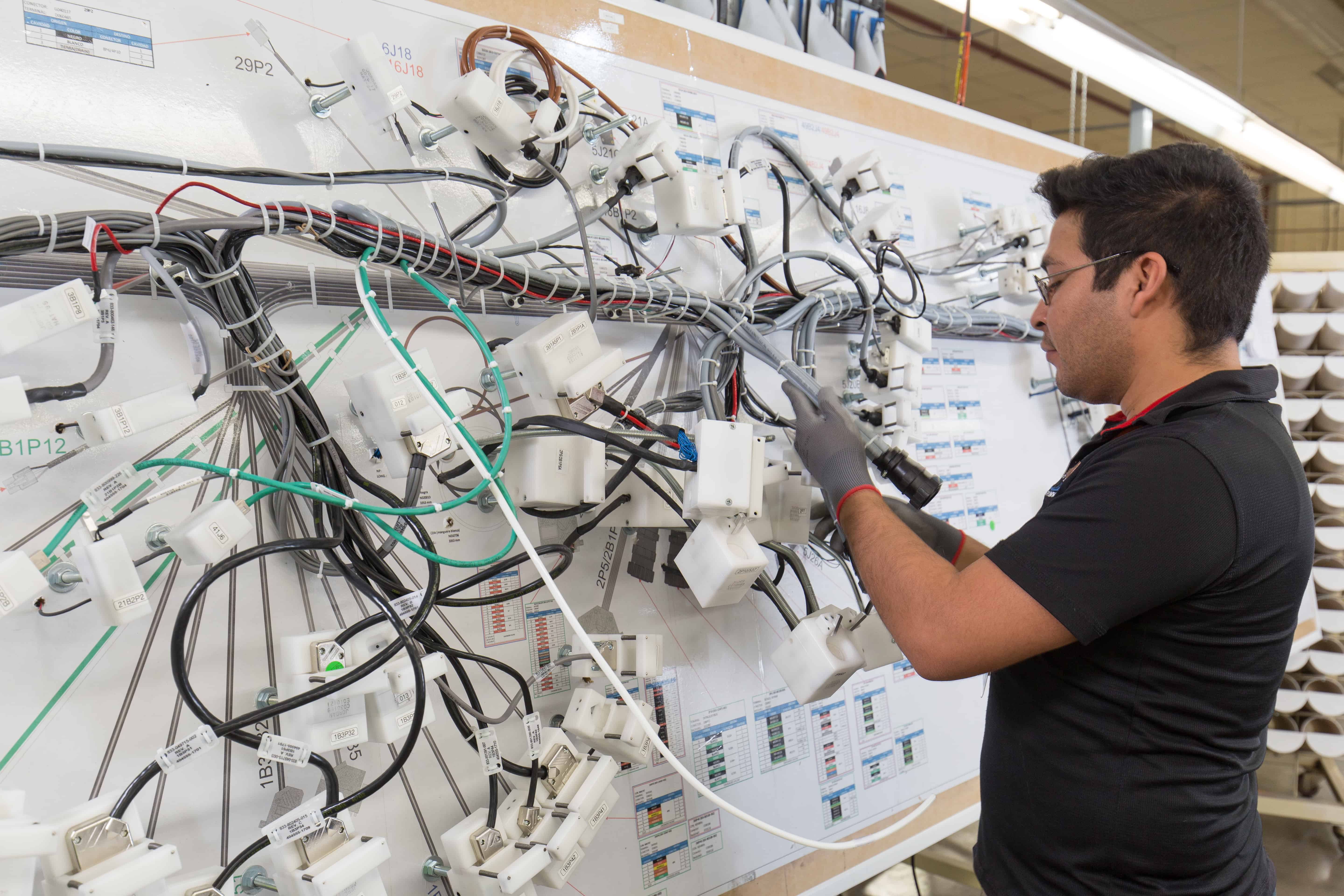 Selecting a Source for Very Complex Cable Harnesses and Assemblies  NAI